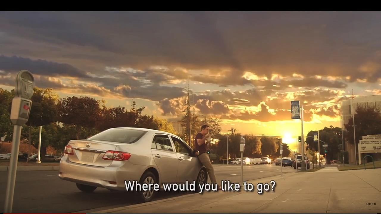 """Fresno company's Uber commercial could be worth $10,000 if you can help with the """"likes"""""""