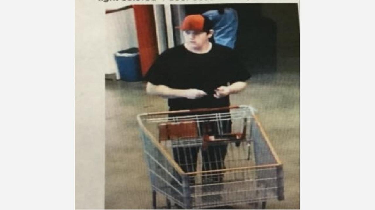 MERCED POLICE: Suspect steals nearly $7,000 worth of merchandise from Costco