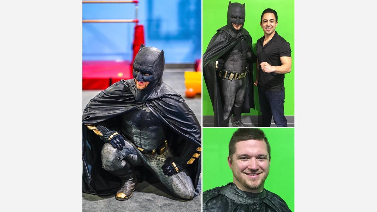 Clovis emergency room nurse is the Central Valley's real-life Batman