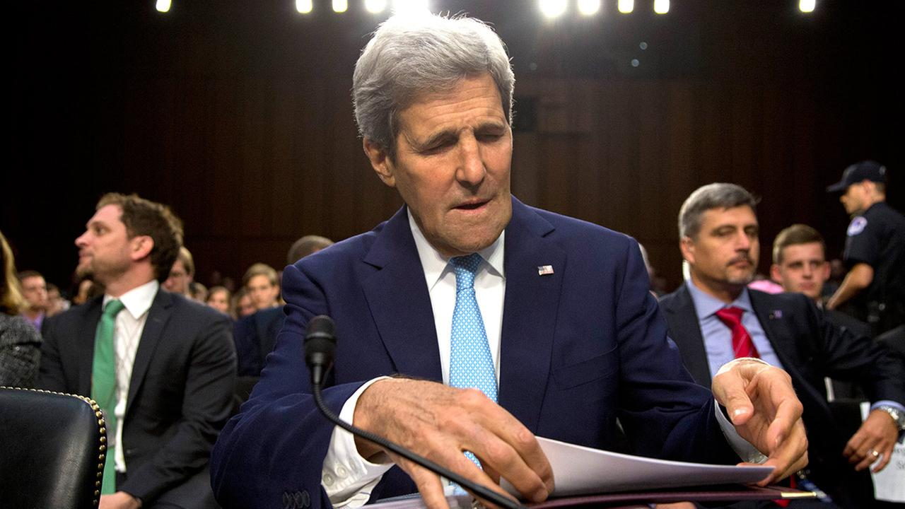 Islamic State Congress - John Kerry