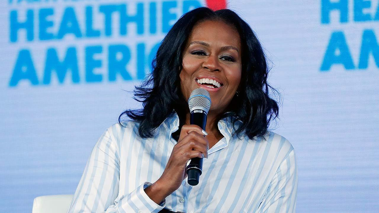 Michelle Obama to release memoir in November