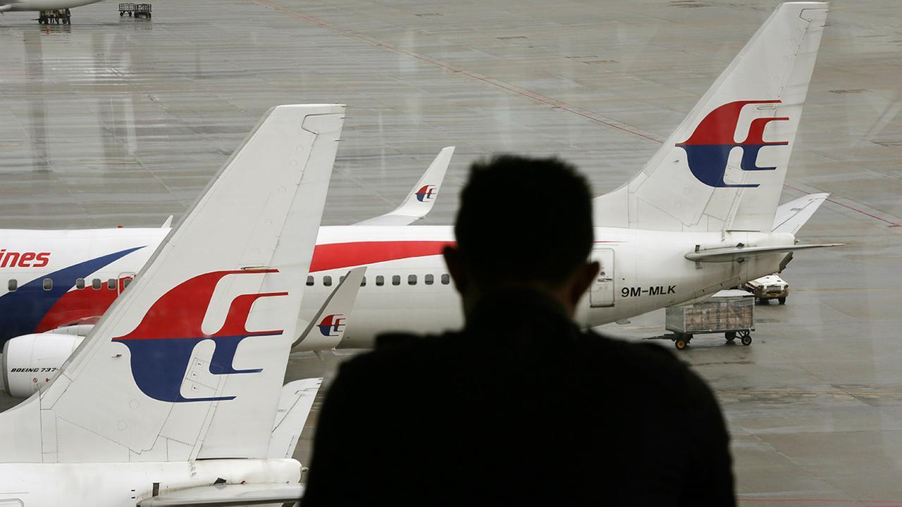 Malaysia missing jet
