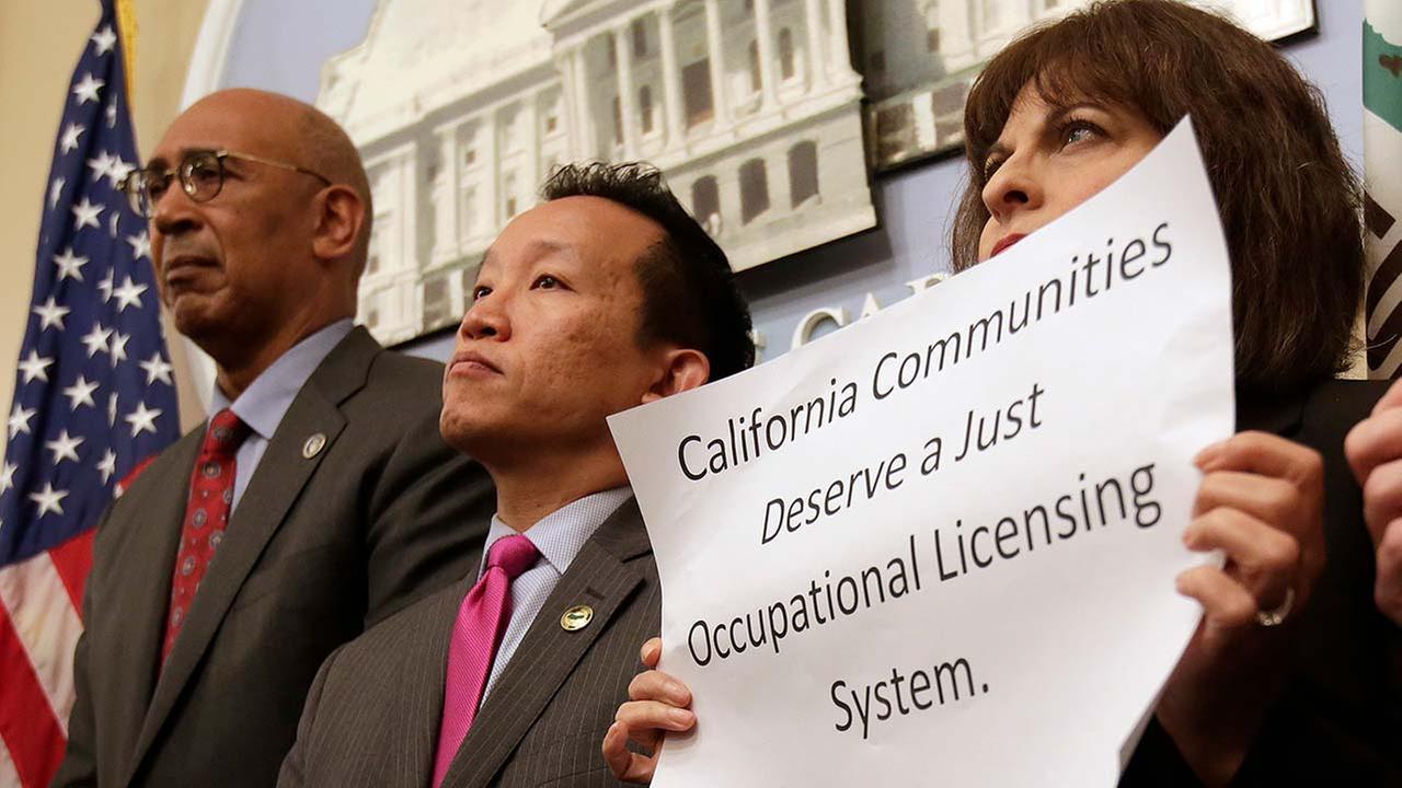 California bills seek to ease hiring of ex-convicts
