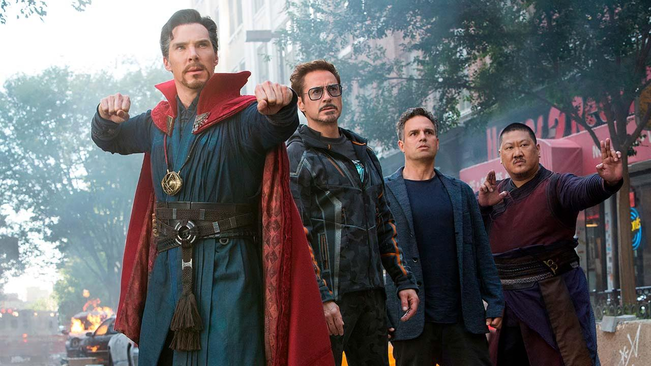 'Infinity Wars' to set record, fastest to surpass $1 billion