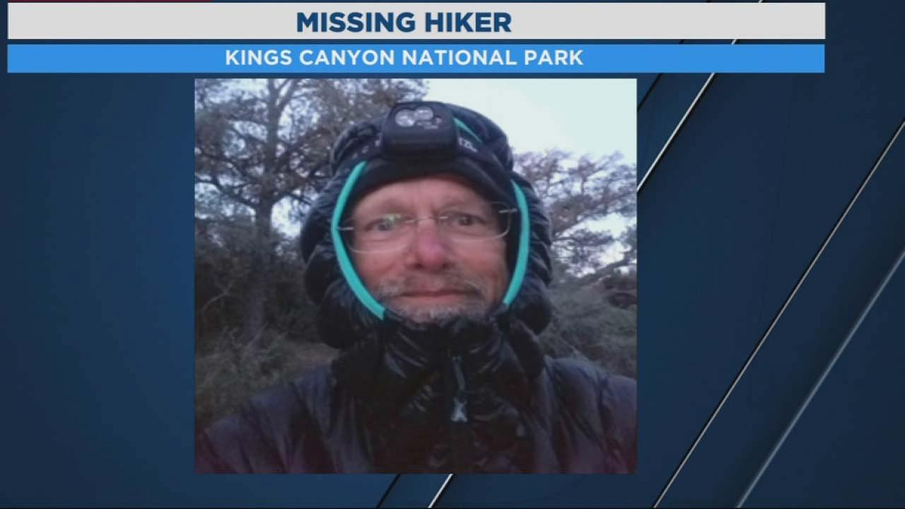 Missing Kings Canyon hiker found