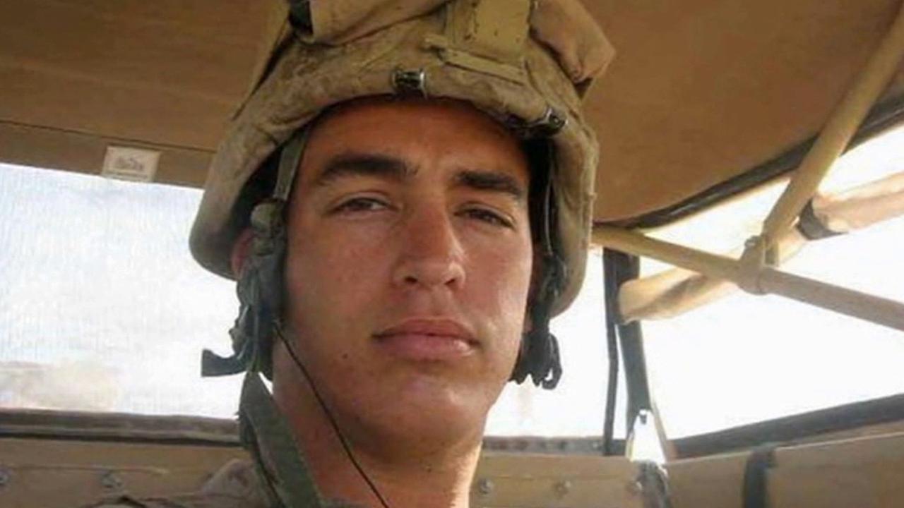 Andrew Tahmooressi, a Marine reservist arrested in Mexico, is shown in this undated file photo.