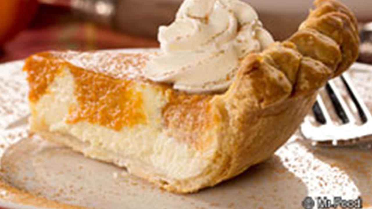 Pumpkin Cheesecake Pie | abc30.com