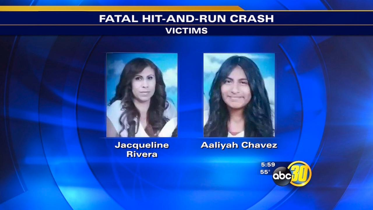Hit-and-run crash victims