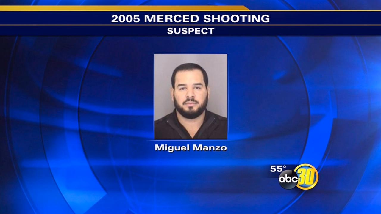 Merced PD arrest