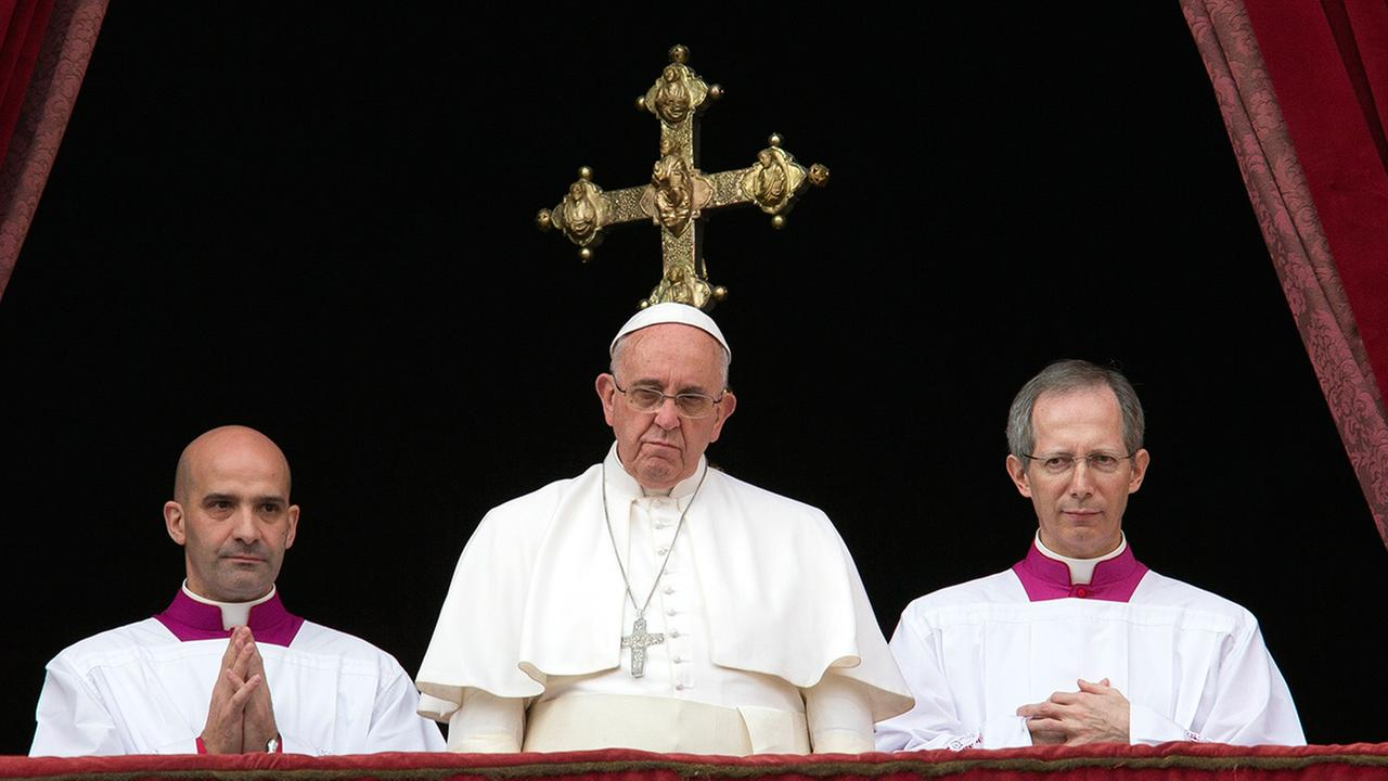 Pope Francis - Vatican Christmas