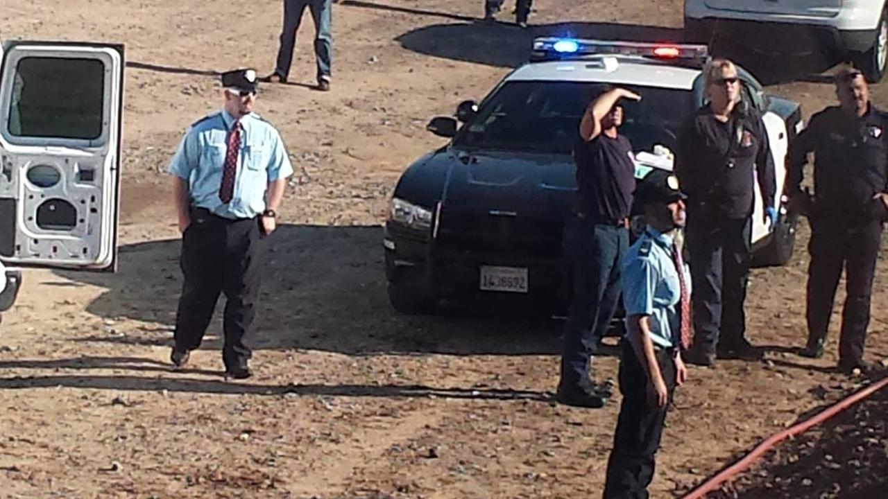 Amtrak train fatally strikes person in Northwest Fresno