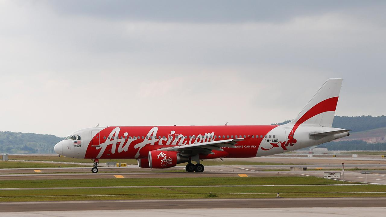 AirAsia Airbus A320-200 passenger jet