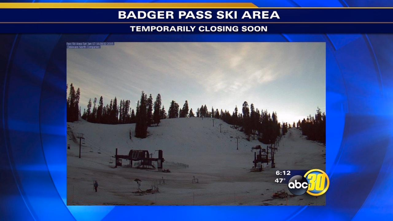 Badger Pass Ski Area to temporarily close