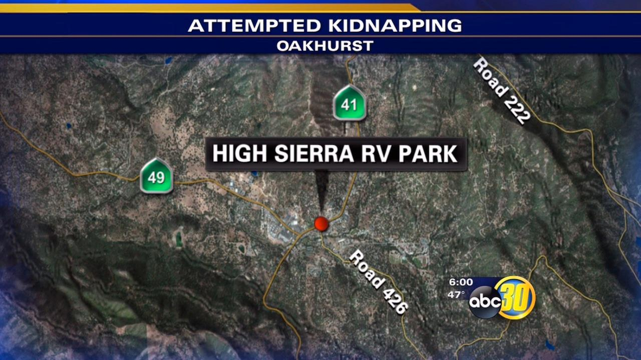 2 sought in attempted kidnapping of teen girl in Oakhurst