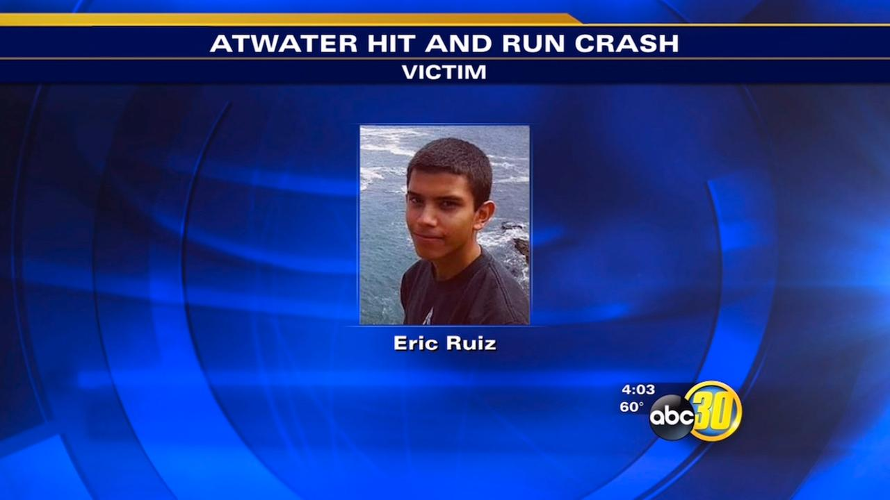 New details released in fatal Atwater hit-and-run crash