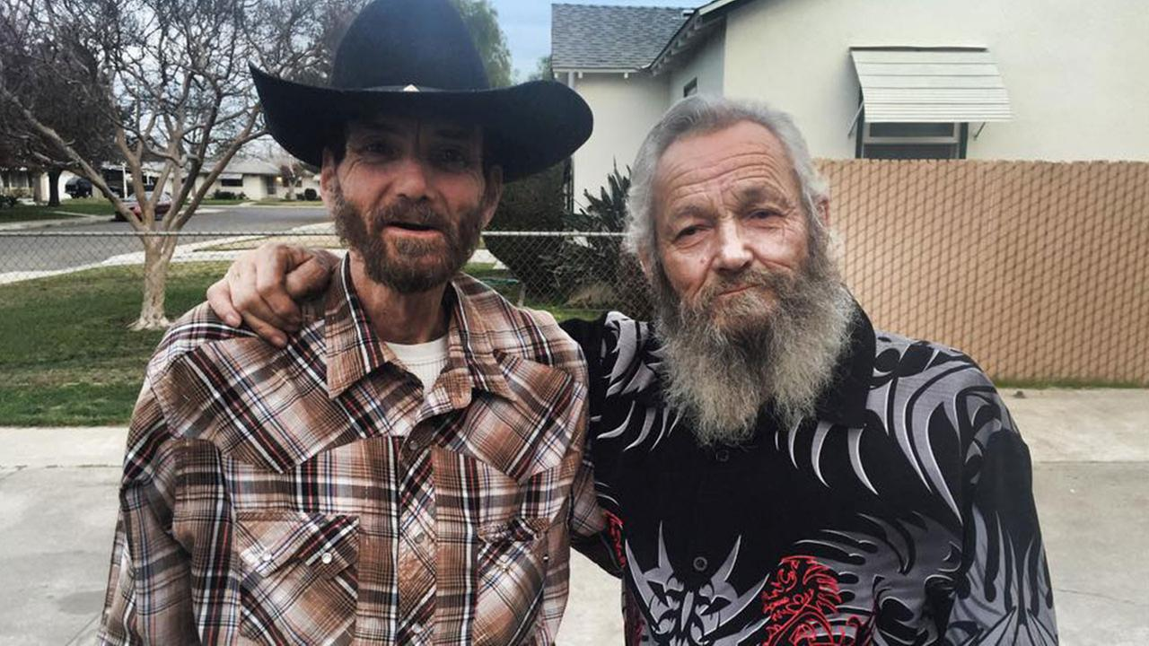 Brothers separated for nearly 60 years reunited in Fresno