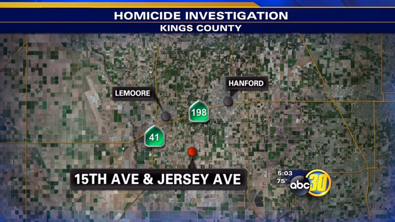 Authorities identify man whose body was found near Lemoore