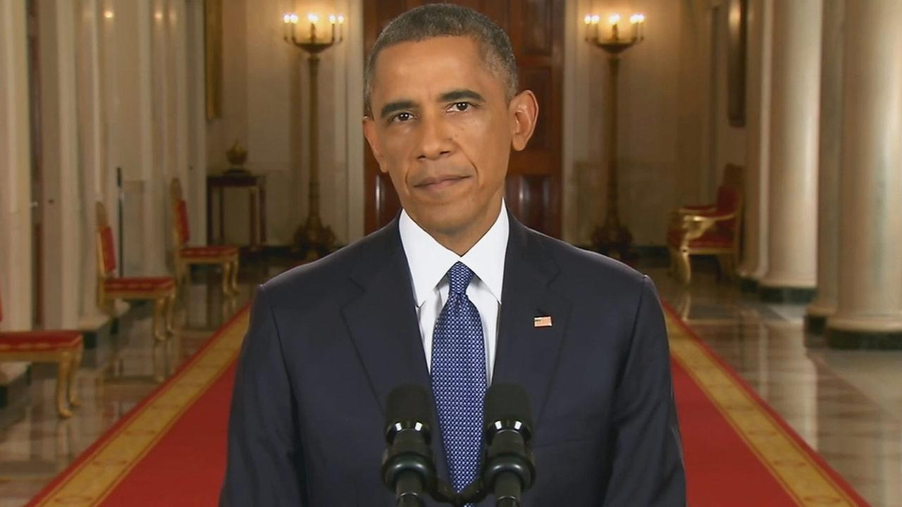 President Barack Obama, Nov. 20, 2014