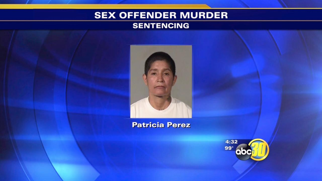 Fresno woman sentenced in killing of sex offender