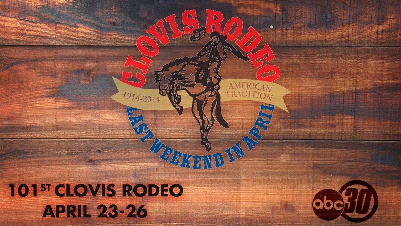 Join Abc30 At The 101st Clovis Rodeo Abc30 Com