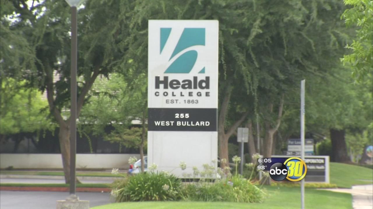 Heald College campuses, including Fresno location, go up for sale