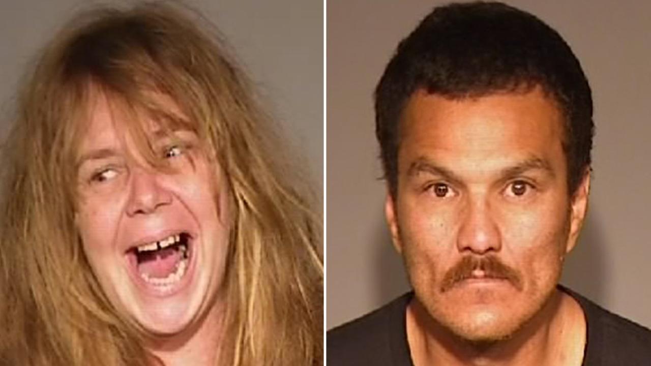 Melissa Williams, 41, and Richard Banuelos, 48