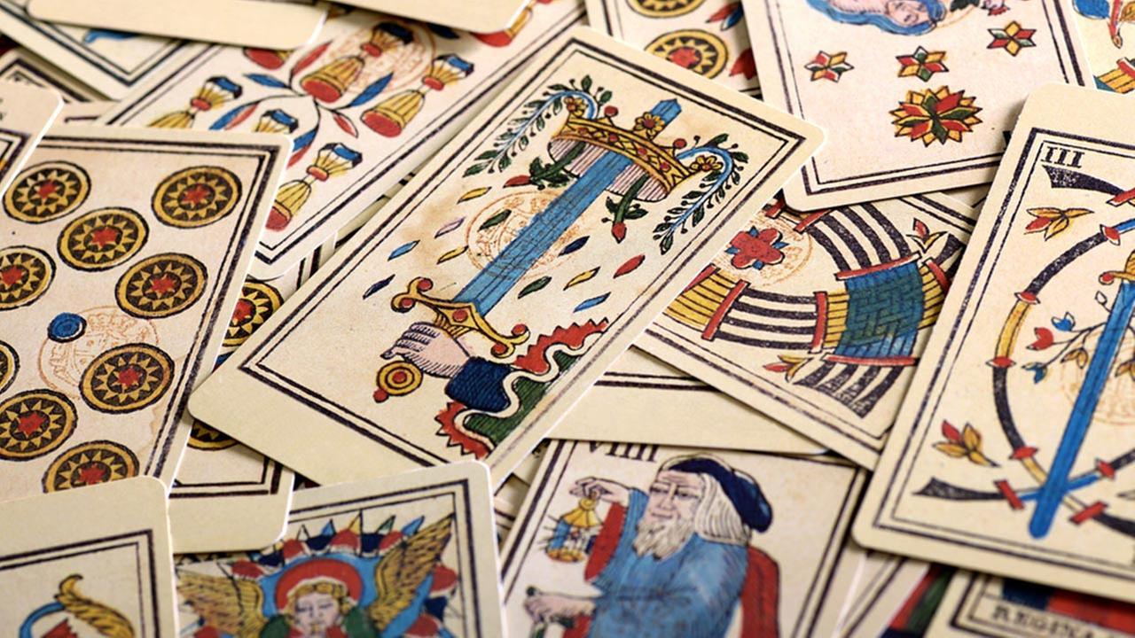 Fortuneteller cards