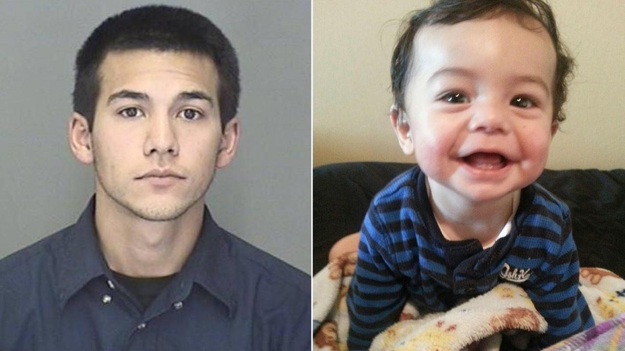 Andrew Sanchez, left, and Maddix Ramsour are seen in these photos.