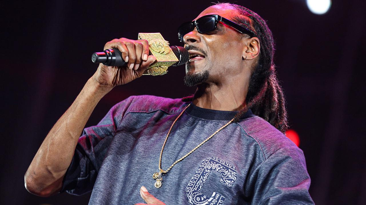 Snoop Dogg performs during the 2015 BET Experience at the Staples Center on Saturday, June 27, 2015, in Los Angeles.