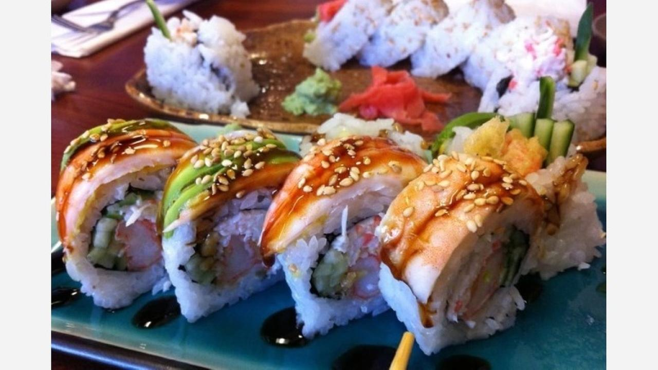 Oishii Japanese Cuisine.   Photo: Anjen D./Yelp