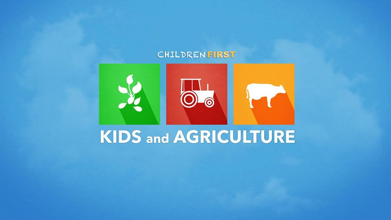 Children First: Kids and Agriculture