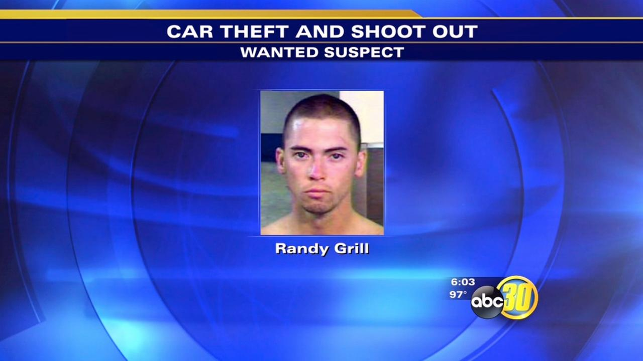 Suspect sought in truck theft that led to shootout near Malaga