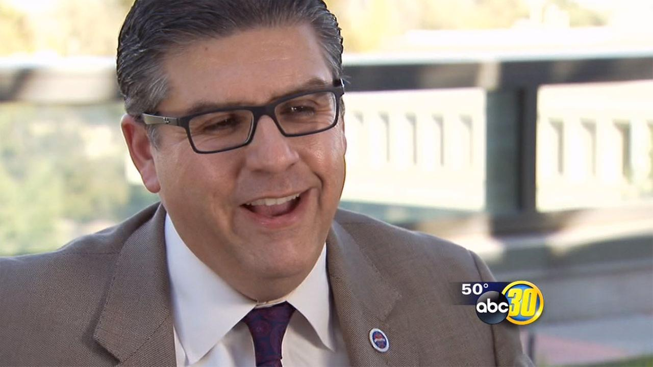 Fresno State president helping the university achieve greater success