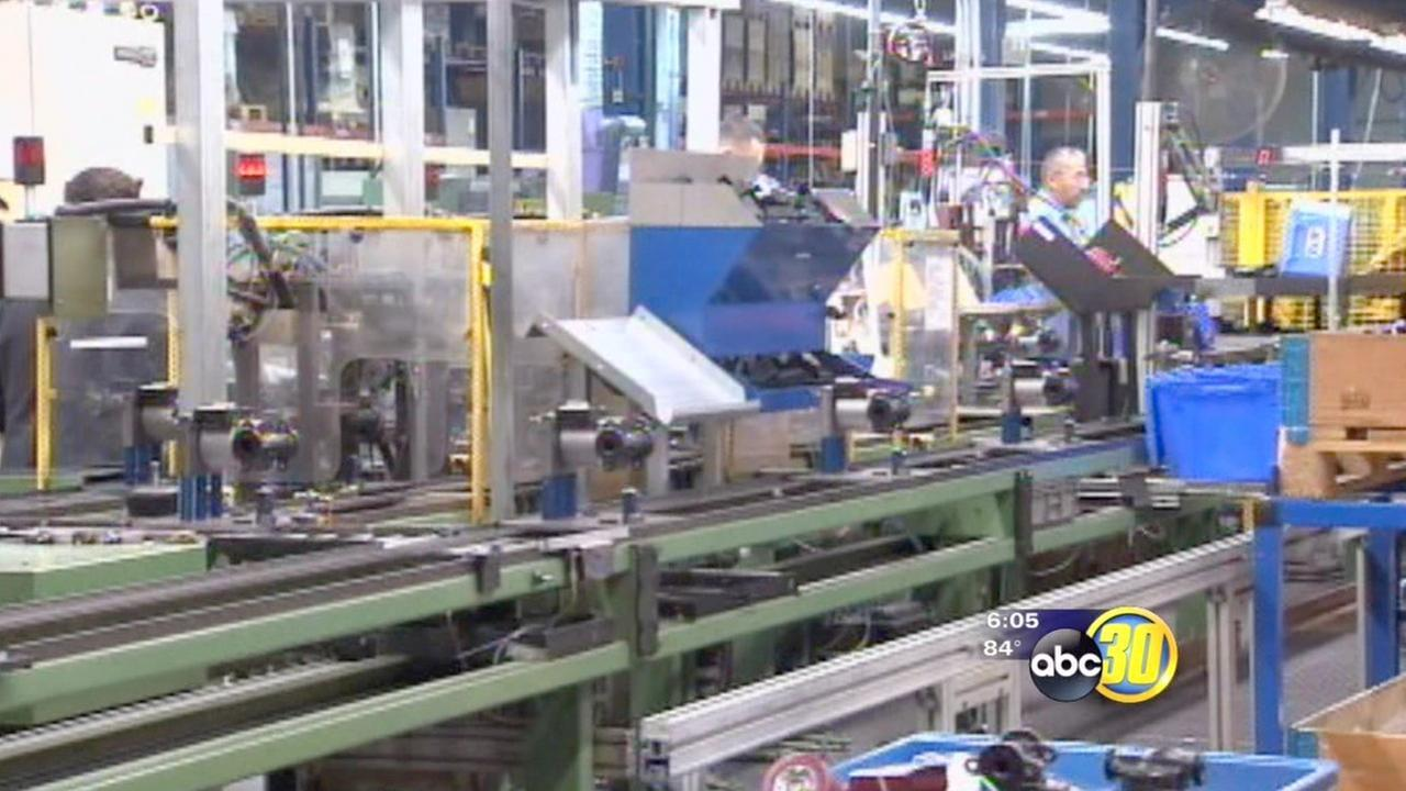 Grundfos Fresno looks to hire 50 new employees | abc30.com