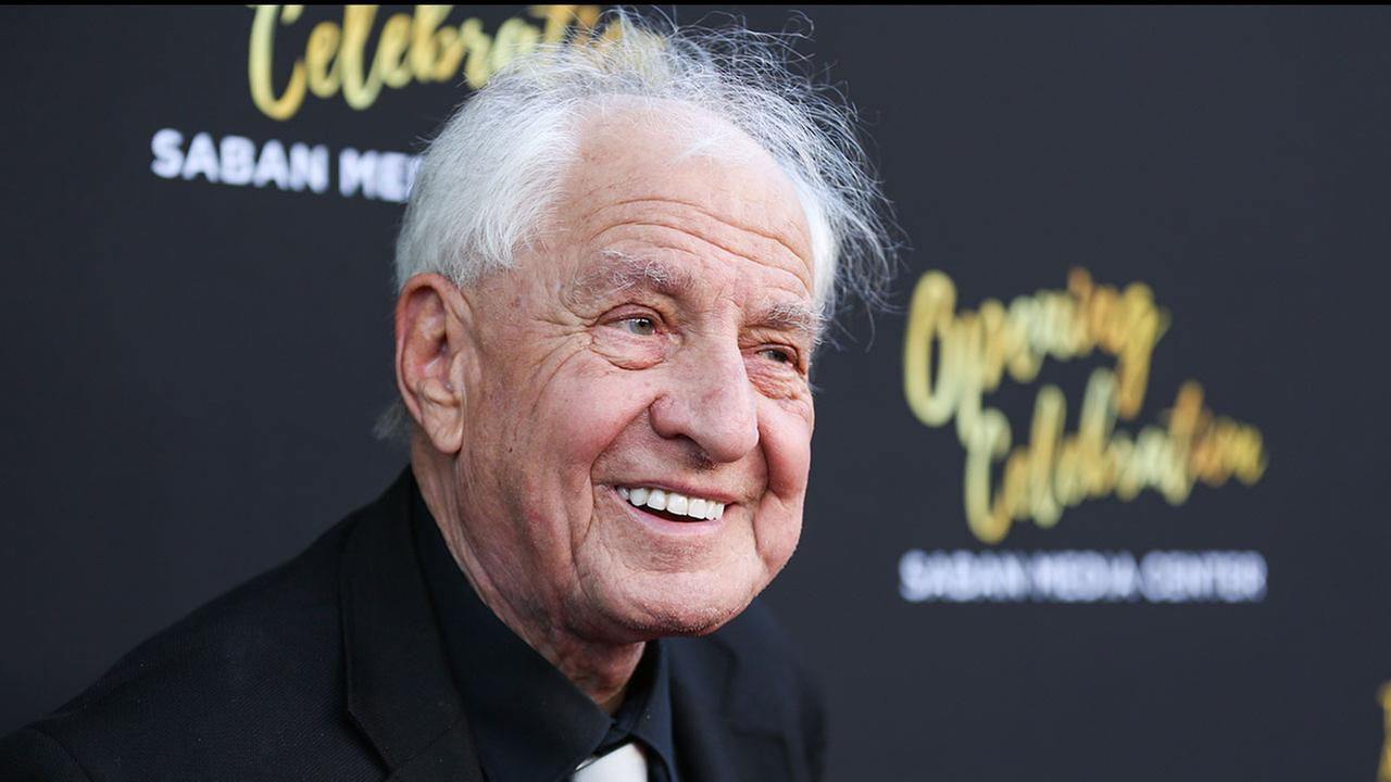Garry Marshall arrives at the Television Academys 70th Anniversary at The Television Academy on Thursday, June 2, 2016, in Los Angeles. (Photo by Rich Fury/Invision/AP)