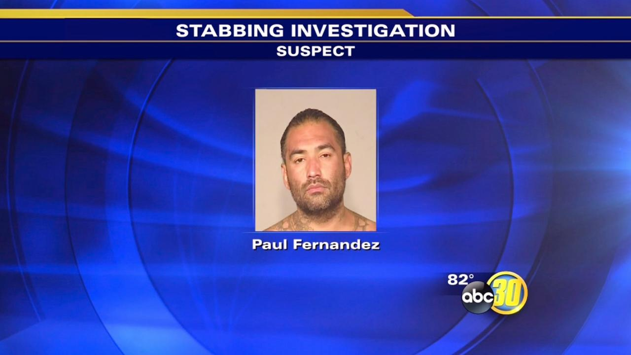 Man says he was asked for a cigarette before being stabbed in Fresno