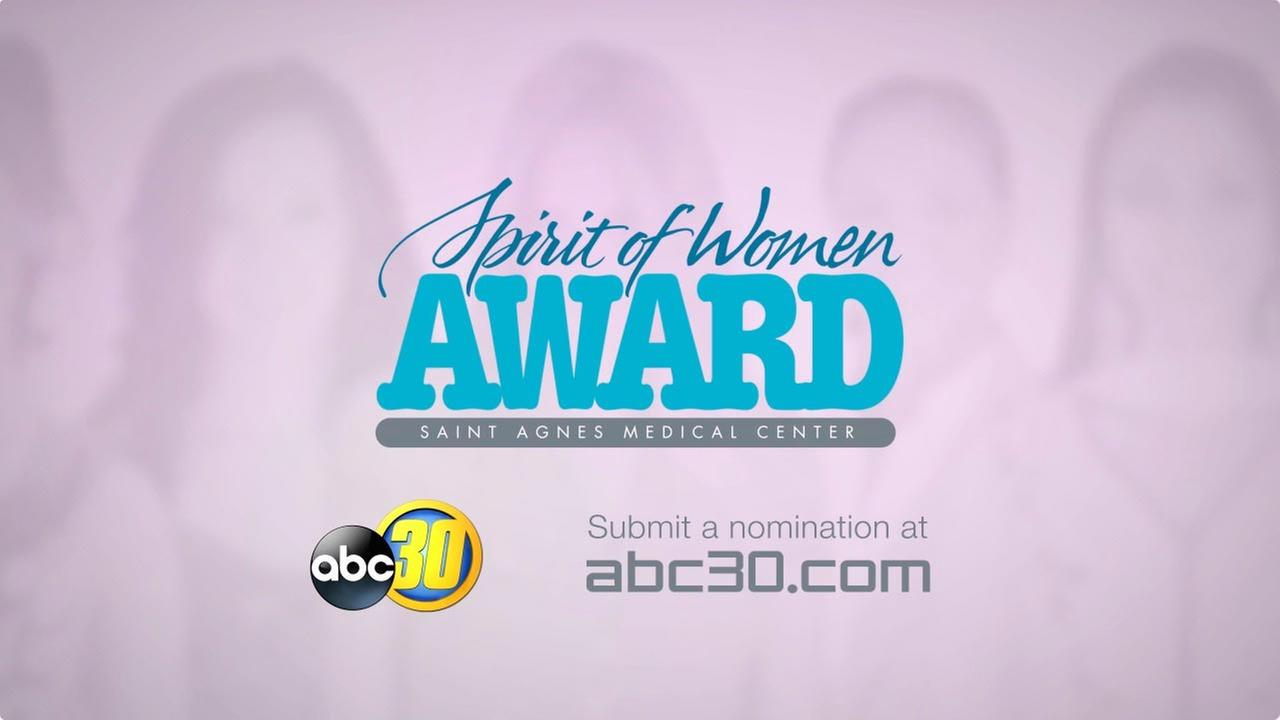 Spirit of Women award