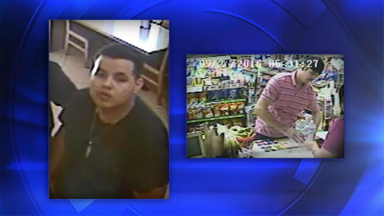 Farmersville kidnapping suspects