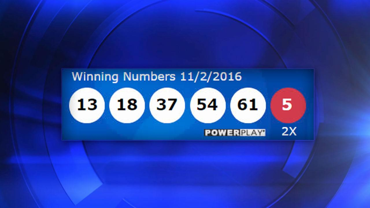 $1.3 Million Powerball ticket sold in Mendota