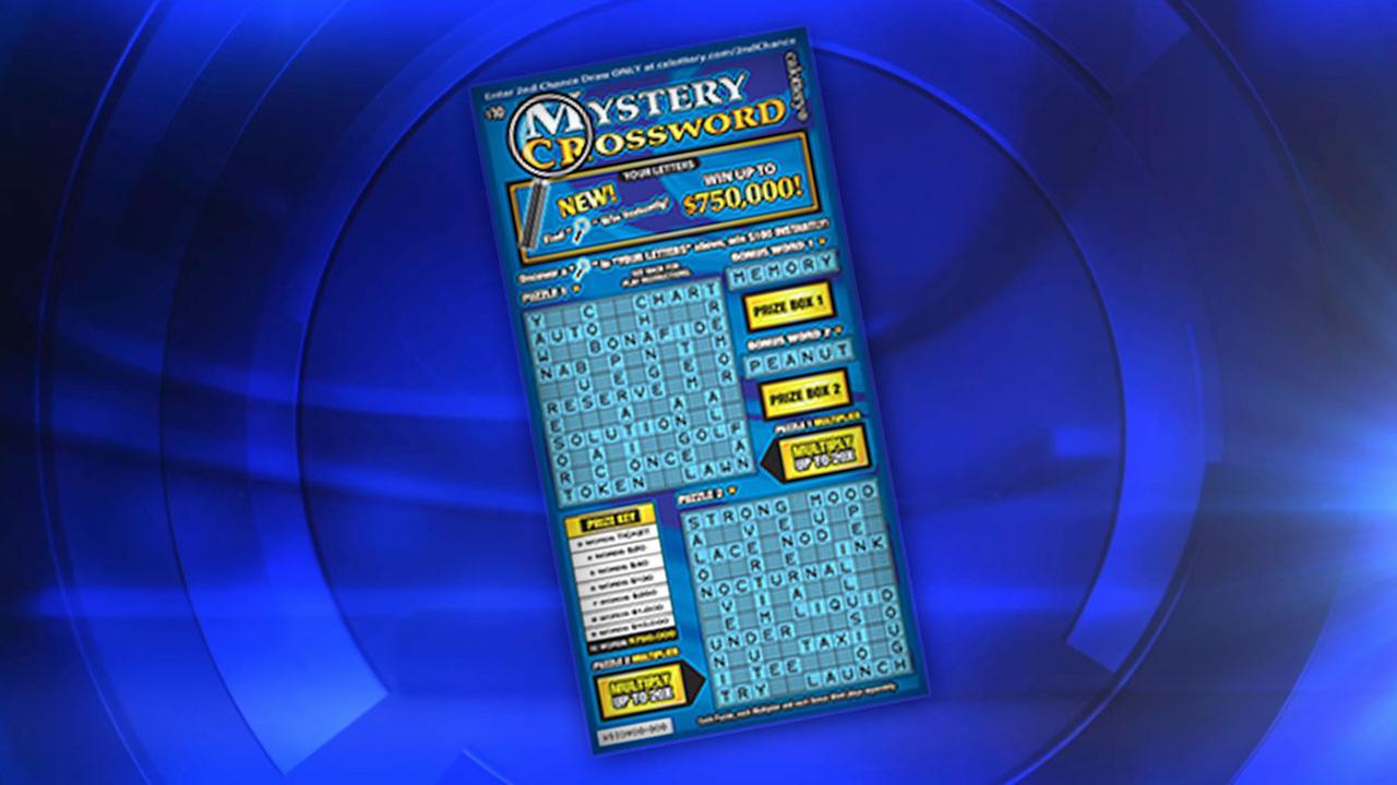 FILE | Mystery Crossword Scratchers