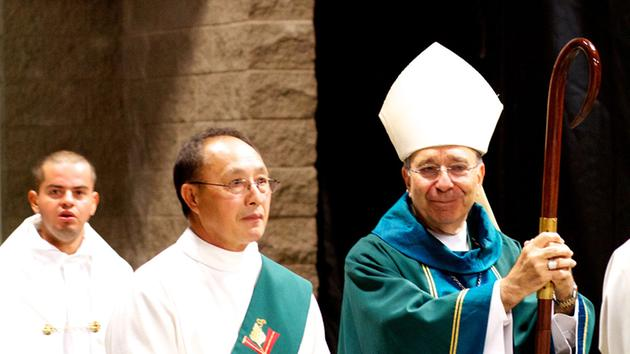 Religious Articles Stolen From Bishop Ochoa Returned Abccom - Religious articles