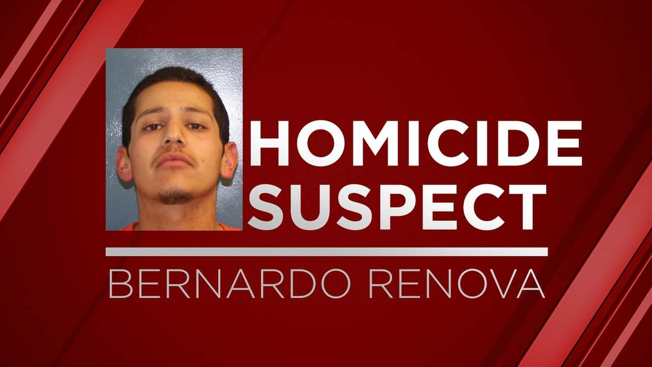 Suspect: Bernardo Renova, 19 years old, Resident of Tulare