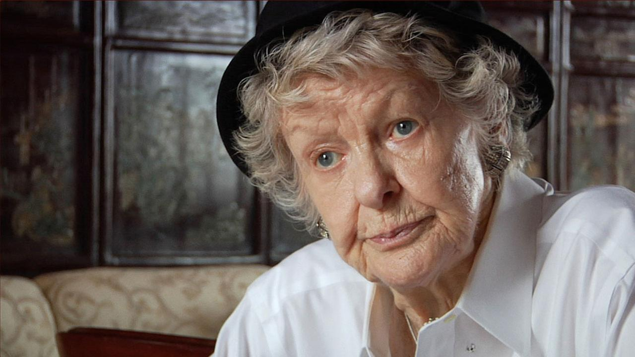 This film image released by the Sundance Selects shows Elaine Stritch in a scene from Elaine Stritch: Shoot Me.