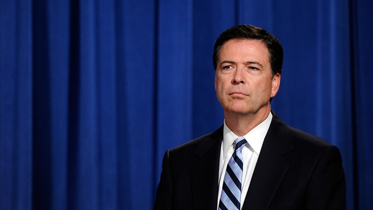 James Comey agrees to testify in open Senate hearing