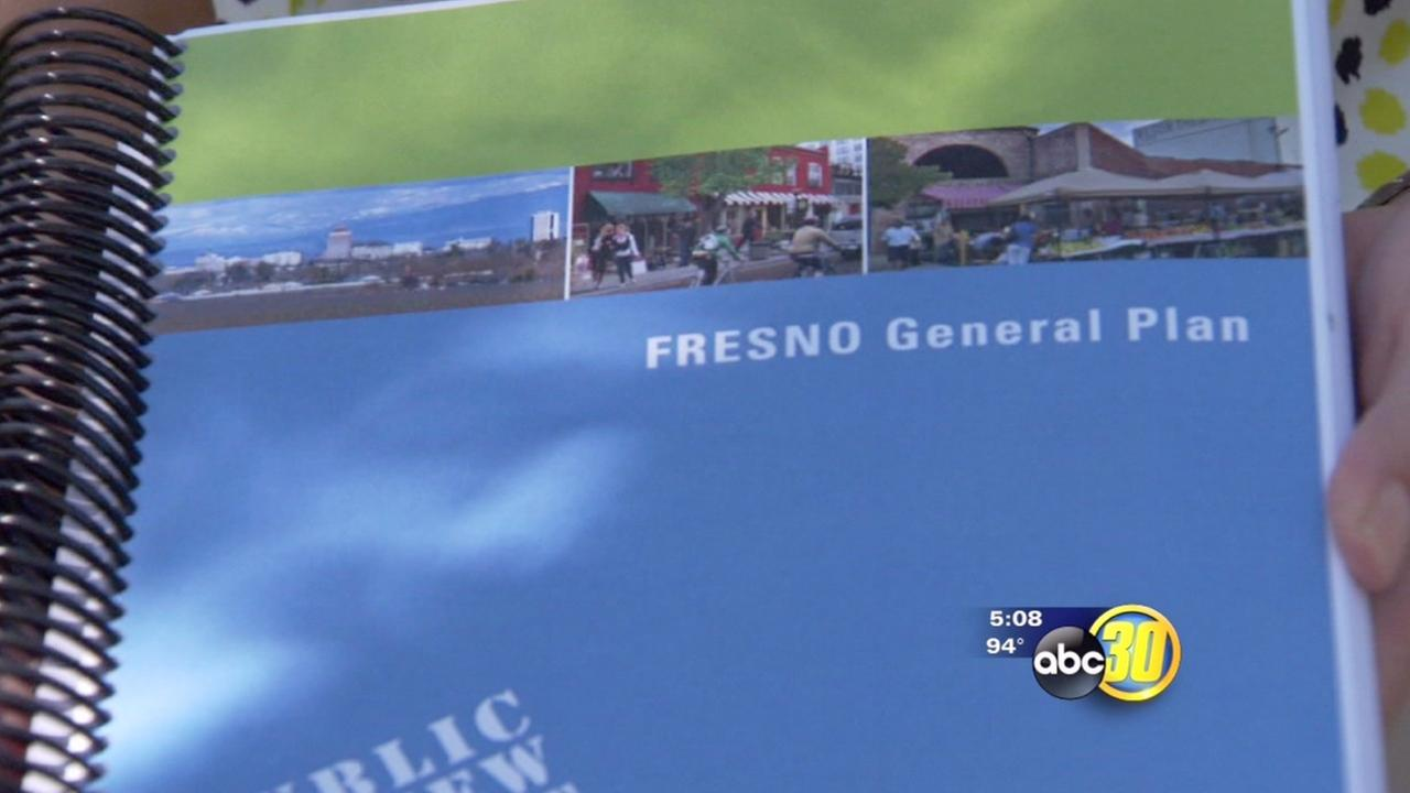 New general plan proposed for city of Fresno