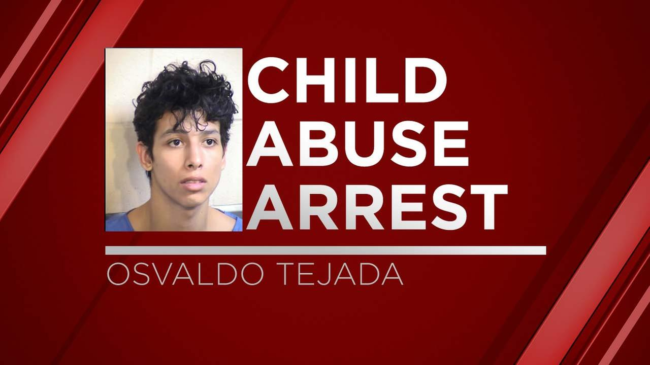 Man arrested for felony child abuse after death of 6-month-old