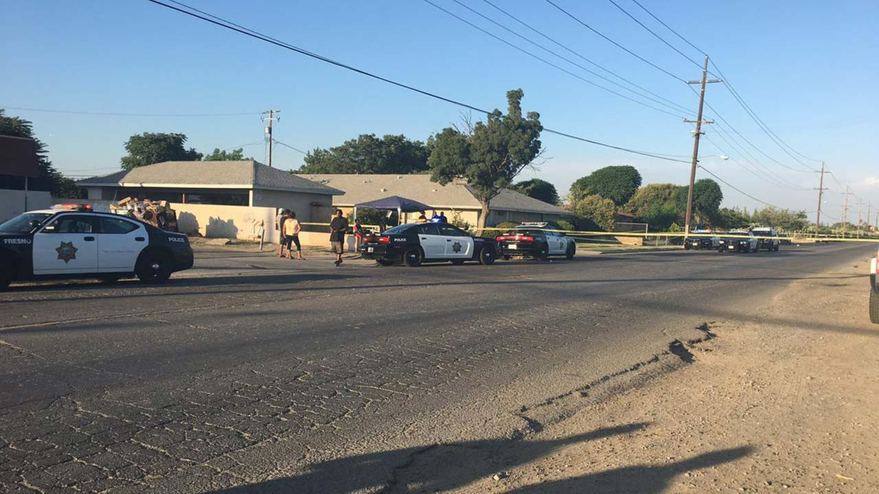One man killed in shooting in Southwest Fresno