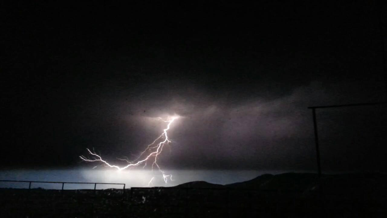 Lightning Pictures from July 30, 2014