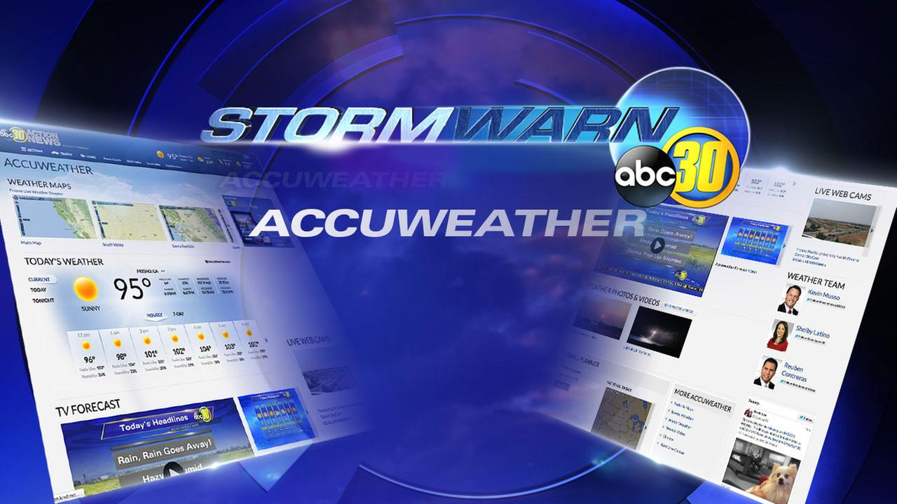 Accuweather Local Weather Forecasts : Central california weather fresno news newslocker