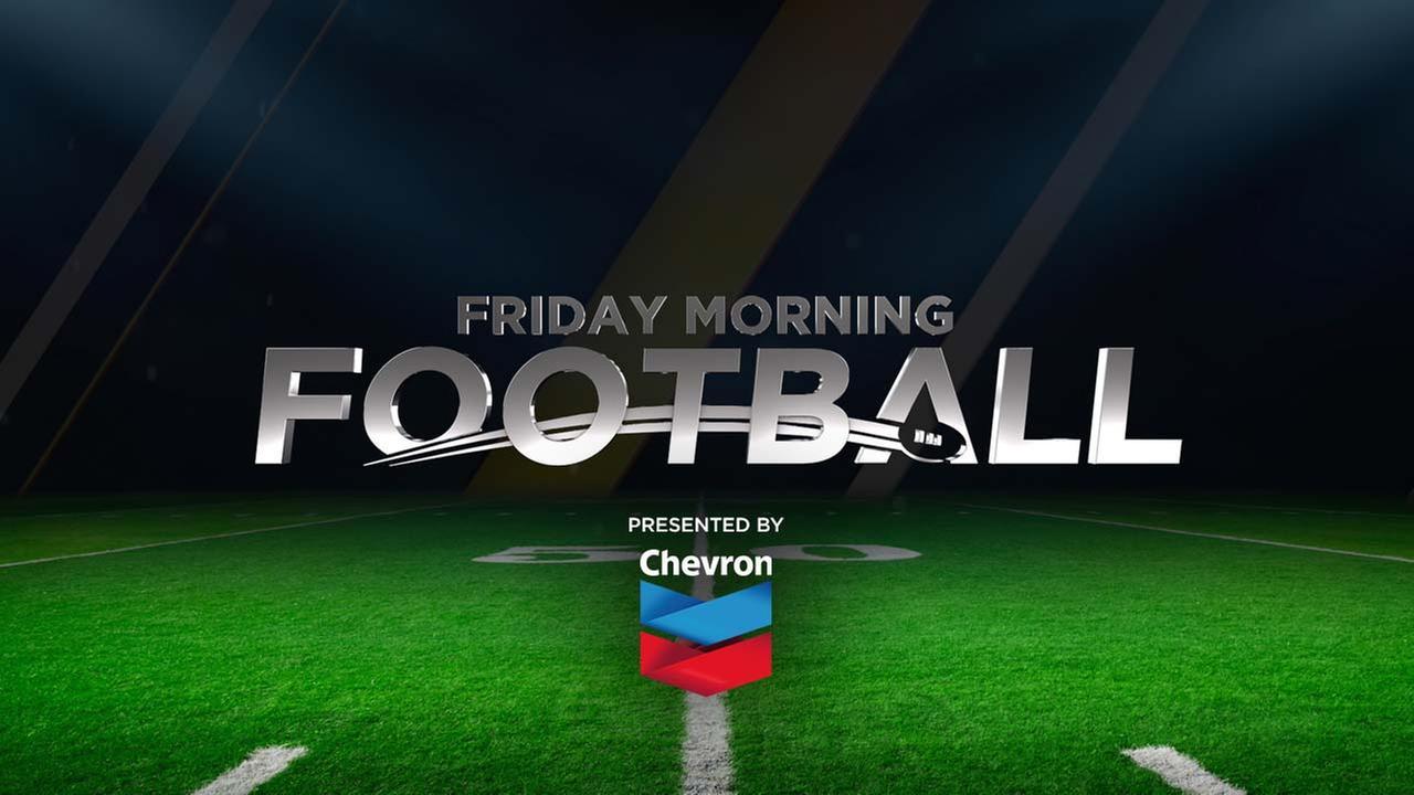 Friday Night Football - Week 4